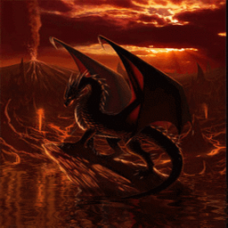 Dragon at Dawn Live Wallpaper