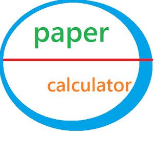 Paper Calculator