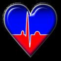 My Heart - blood pressure log