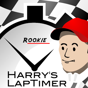 Harry`s LapTimer Rookie
