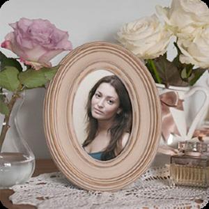 Digital picture frame clip art picture frame