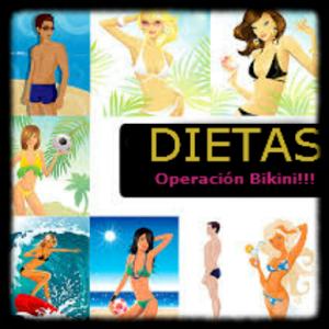 DIETAS Operación Bikini! string bikini contest