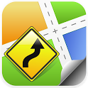 Saint Louis, USA GPS Navigator
