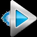 Rocket Player Light Blue Theme