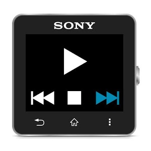 Media Controls for SmartWatch