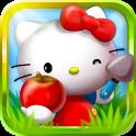 Hello Kitty`s Garden