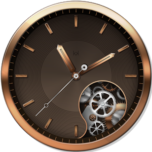 Golden Beauty for Moto 360