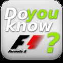 Do you know? - F1 Cars Quiz