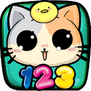 kids number and math-baby game