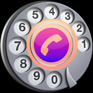 Rotary phone - PhoneDialer phone