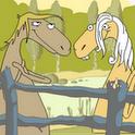 Singing Horses Free fighters horses singing