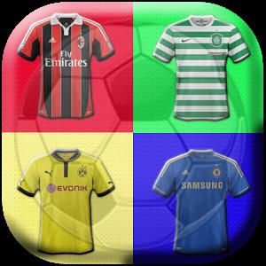 Football Shirts Quiz
