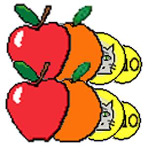 Apples and oranges 1 decimal