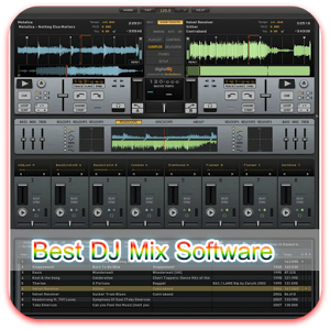 DJ Mix Software software