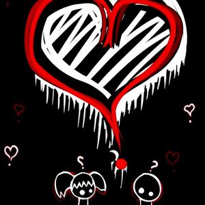 Anime Emo Wallpaper