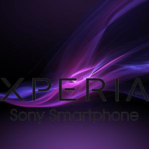 Xperia z Theme HD theme xperia