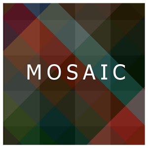 Mosaic Live Wallpaper Pro