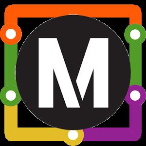 LA Metro Map metro