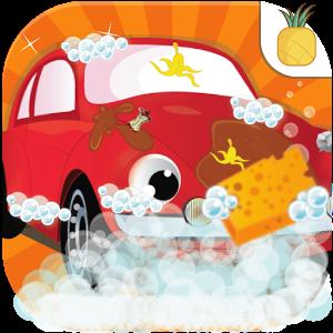 Car wash salon - Washing games