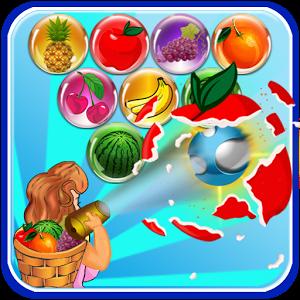 Fruit Bubble Shoot bubble fruit game