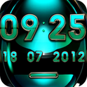 MINOR Digital Clock Widget