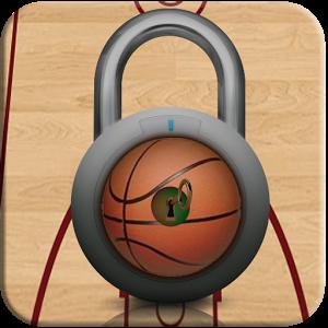 Basketball Screenlock keyboard rocket screenlock