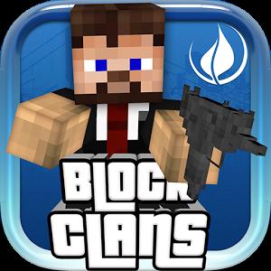 Block Clans - Gun Survival PE