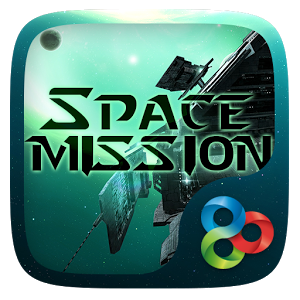 Space Mission Launcher Theme