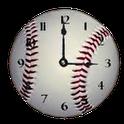 Detroit Tigers Clock Widget