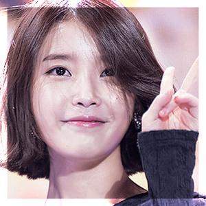 K-Pop star IU Photo Album