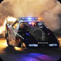 Police Car Speed Hot Pursuit