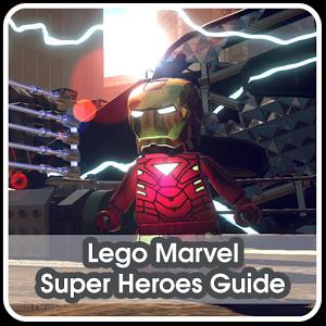Lego Marvel Super Heroes Guide