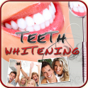 Teeth Whitening folder simple teeth