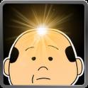 wig man flashlight (LED light) color flashlight light