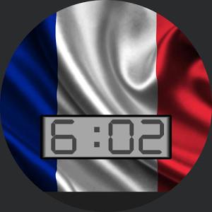 France Flag for WatchMaker