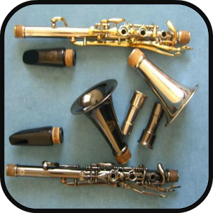 Real piano ( saxophones)