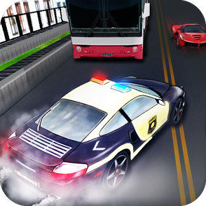 Police Car Driver Chasedown