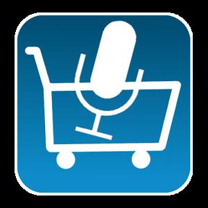 Shopping list voice input PRO