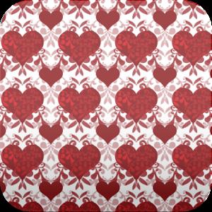 hearts patterns wallpaper26