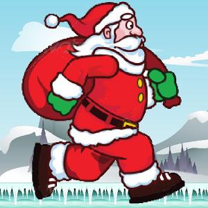 Christmas Santa Run christmas santa zombies