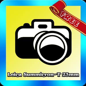 Leicaa Summicron-T Tutorial
