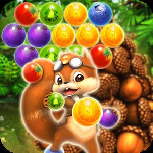Pop The Fruit 2: Puzzle Bubble bubble fruit game