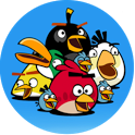 Angry birds 6 in 1 tutor