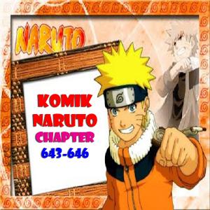 Naruto ( Komik 643 - 646 )
