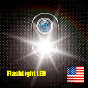 Flashlight LED EEUU Background