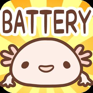 Axolotl Battery Widget