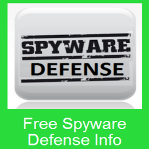 Free Spyware Defense Info free spyware detector