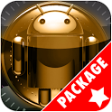 3D android widgets Pack 2