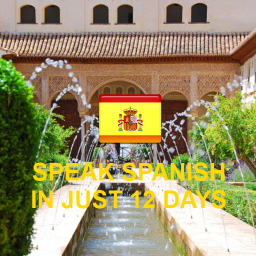 Speak Spanish in just 12 days