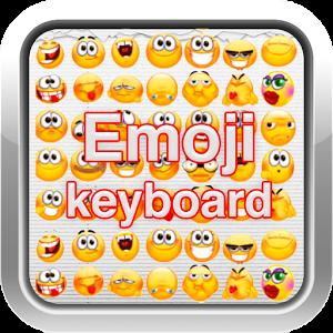 Emoji Smile Emoticons Keyboard